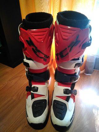 botas de motocross,enduro.