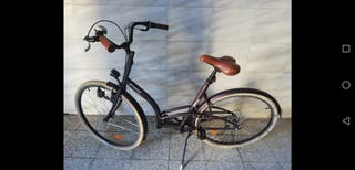 bicicleta de paseo B-Twin