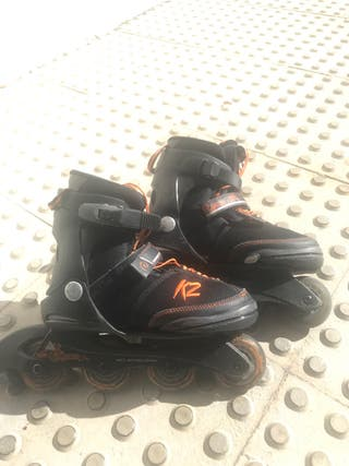 Patines K2 - 34/38 extensibles