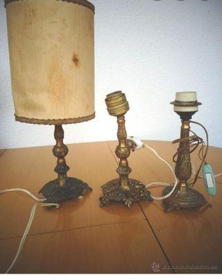 Rehabilitación de lámparas