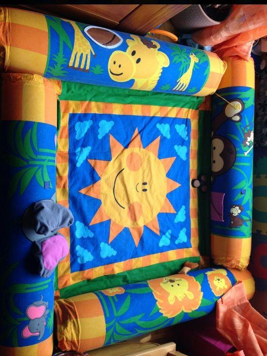 Parque hinchable Imaginarium para bebes