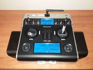 Emisora rc Graupner MC 32