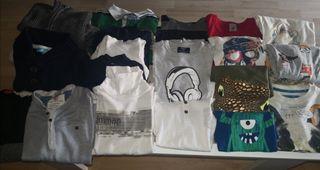 Pack ropa niño 4-6 años