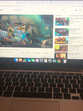 MacBook Pro Retina 13 Pulgadas de 2015