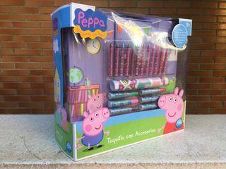 Taquilla con accesorios Peppa Pig