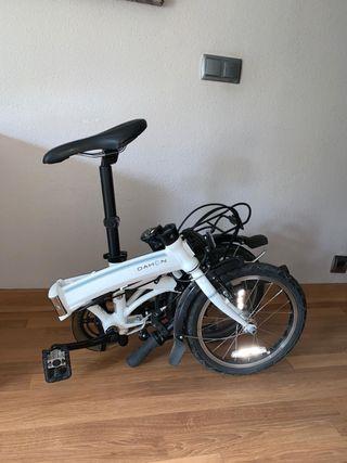 Bicicleta plegable - Dahon Curve D3