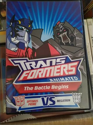 videojuego transformer