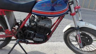 MOTO OSSA PHANTOM 250 cc año 1973