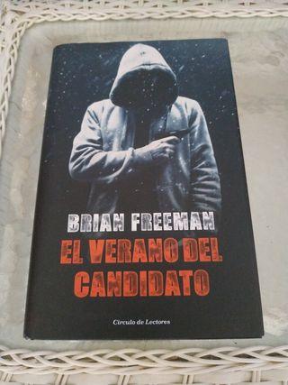 El verano del candidato - Brian Freeman