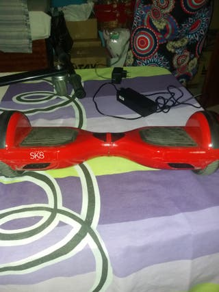 Patin electrico Sk8
