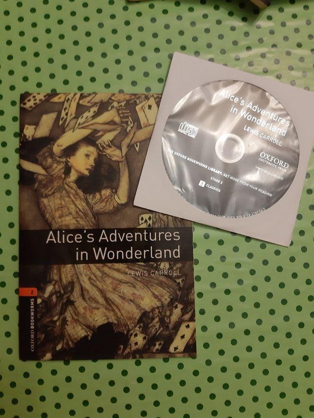 6 Libros lectura en inglés con CD. Varios titulos