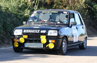 Renault r5 gtl 1983