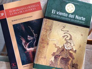2 libros de cuentos