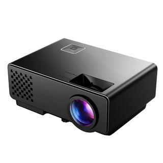 Mini Proyector Cine en Casa, Soporte 1080P, nuevo