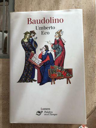 Libro Baudolino de Umberto Eco
