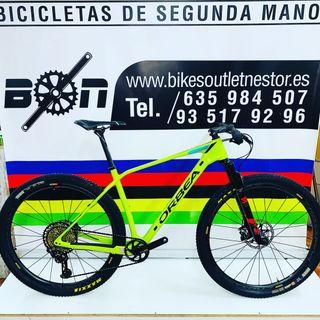 Bicicleta Orbea alma m-ltd
