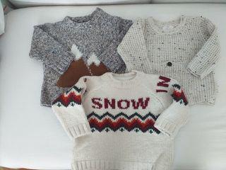 jerseys bebé 9-12 meses