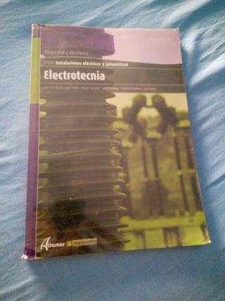 Libro de grado medio de electricidad