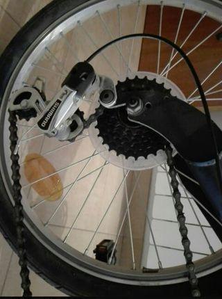 bicicleta plegable