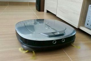 Robot aspiradora LG HOMBOT TURBO (Videovigilancia)