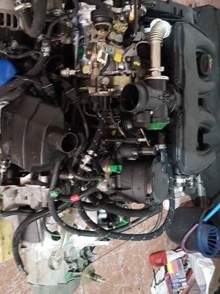 Motor 1.9D Citroen Peugeot WJY