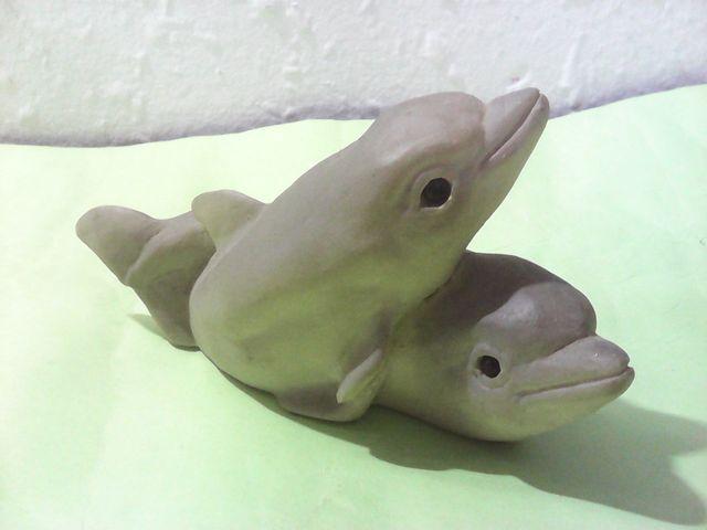 Figura delfines