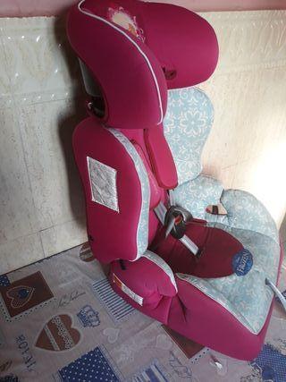 silla para niñas 9 meses 12años