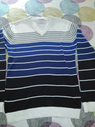 lote 3 jerseys chico pull and bear