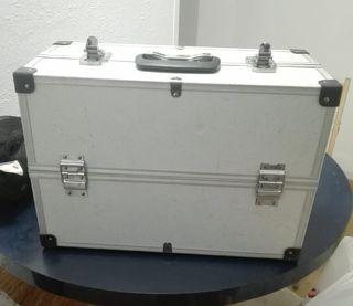 maleta alumino de herramientas