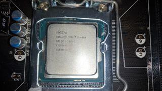 i5 4460 + placa base h97M-E35 y 8 gigas de RAM