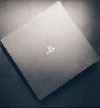 PS4 Pro - PlayStation 4k 1TB