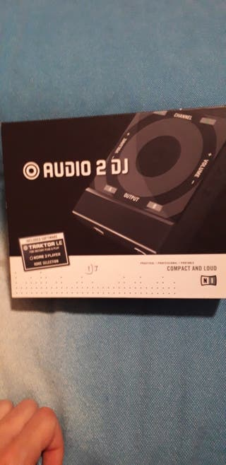 Audio 2 DJ Native Instruments