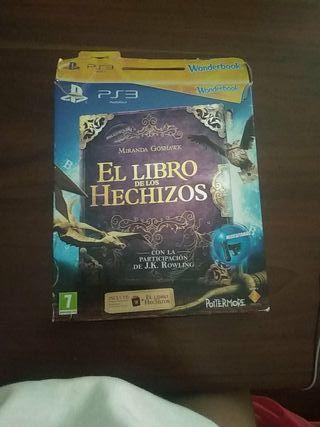 EL LIBRO DE LOS HECHIZOS PS3