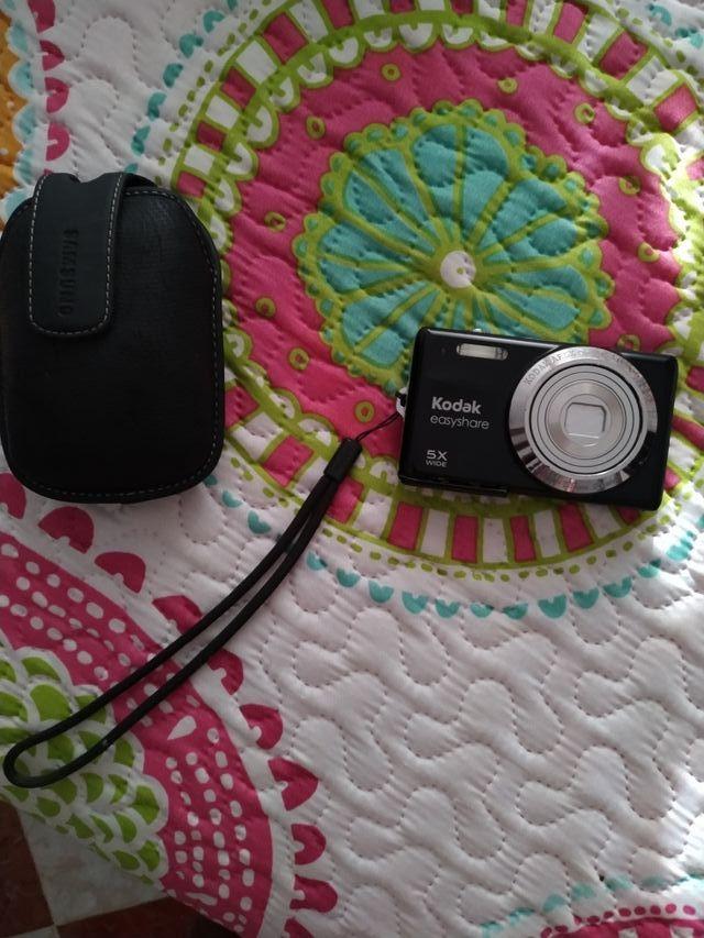 Cámara fotos Kodak EasyShare