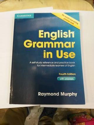 englids grammar in use