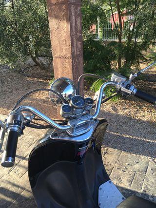 moto 125 cc sumo motor rocket