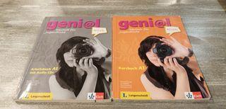 Geni@l Alemán A1 + CD
