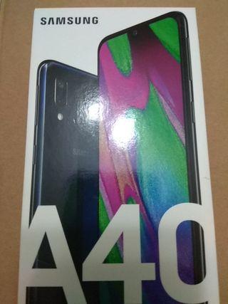 Samsung Galaxy A40 64gb y 4 gbRam
