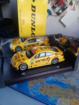 Maqueta Mercedes-Benz CLK-DTM 2004 Maisto 1:18