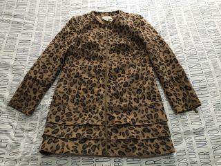 Abrigo Leopardo Talla M/L Sfera