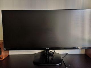 """Monitor Gaming """"29"""" LG"""