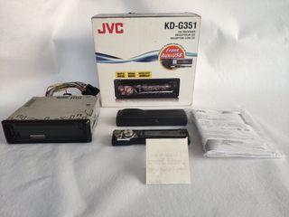 Radio Coche JVC con USB
