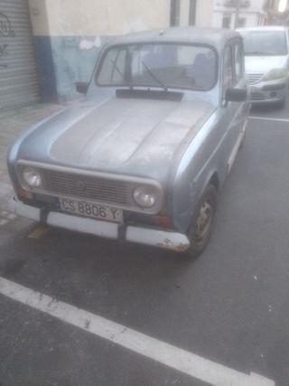 Renault gtl clan 1991