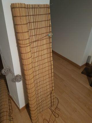 Estor de bambú