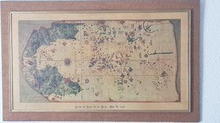 Carta de navegación de Juan de la Cosa