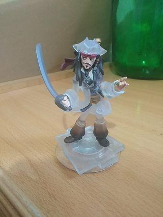Figura Jack Sparrow cristal Infinity