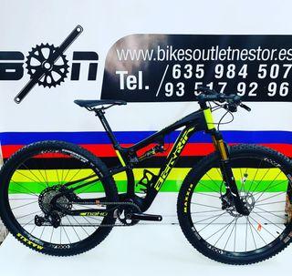 Bicicleta Berria mako Xt 12v nueva montaje