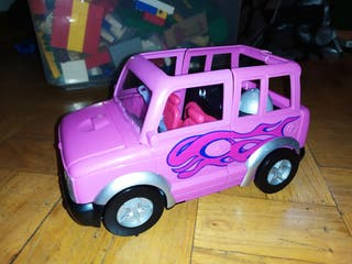 Mini convertible de polly pocket