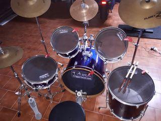 Bateria Acústica/electroacústica