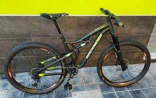 "Bici Rockrider AM100s 29"" Mejorada"